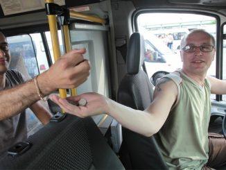 Льготный проездной билет Волгоград