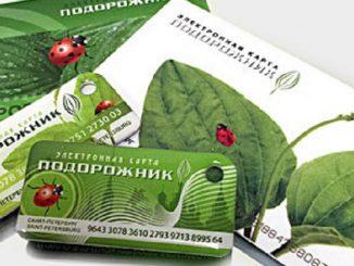 Проездной билет на месяц, СПб