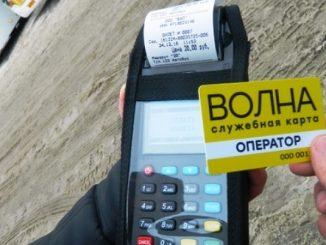 Проездной билет на месяц, Волгоград