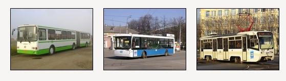 Виды транспорта с проездными в Ярославле