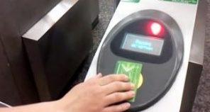 Использование карты в метро