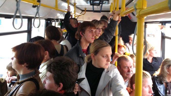 Проездной билет на автобус, Казань