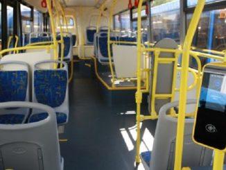 Проездной билет на автобус, Краснодар