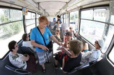 Проезд на саратовском транспорте