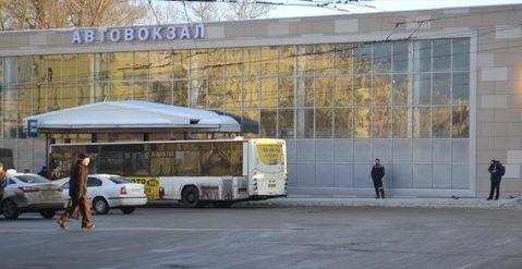 Автовокзал в Вологде