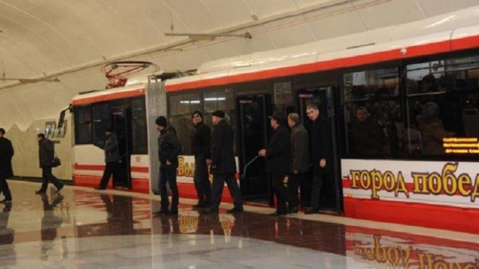 Волгоградская транспортная карта Льготника, Волгоград