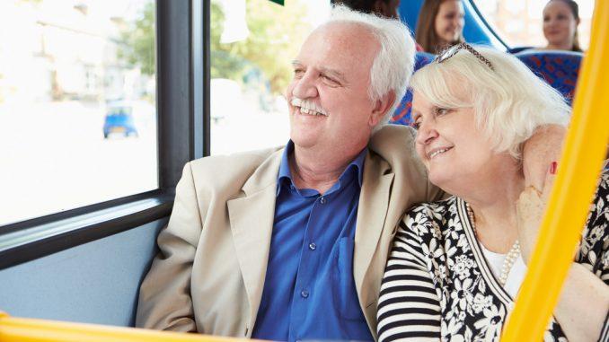 Проездной билет для пенсионеров в Ростове-на-Дону
