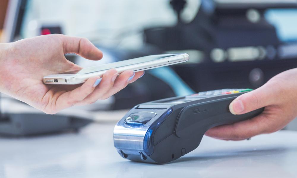 Оплата проезда в транспорте телефоном